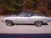 CHEVROLET CHEVELLE 1969 - Chevrolet Chevelle