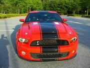 ford mustang Ford Mustang SHELBY GT 500